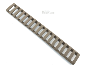 Picatinny Ladder Rail Cover