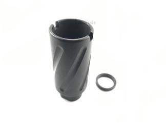 AR-10 Flash Cone Muzzle Device